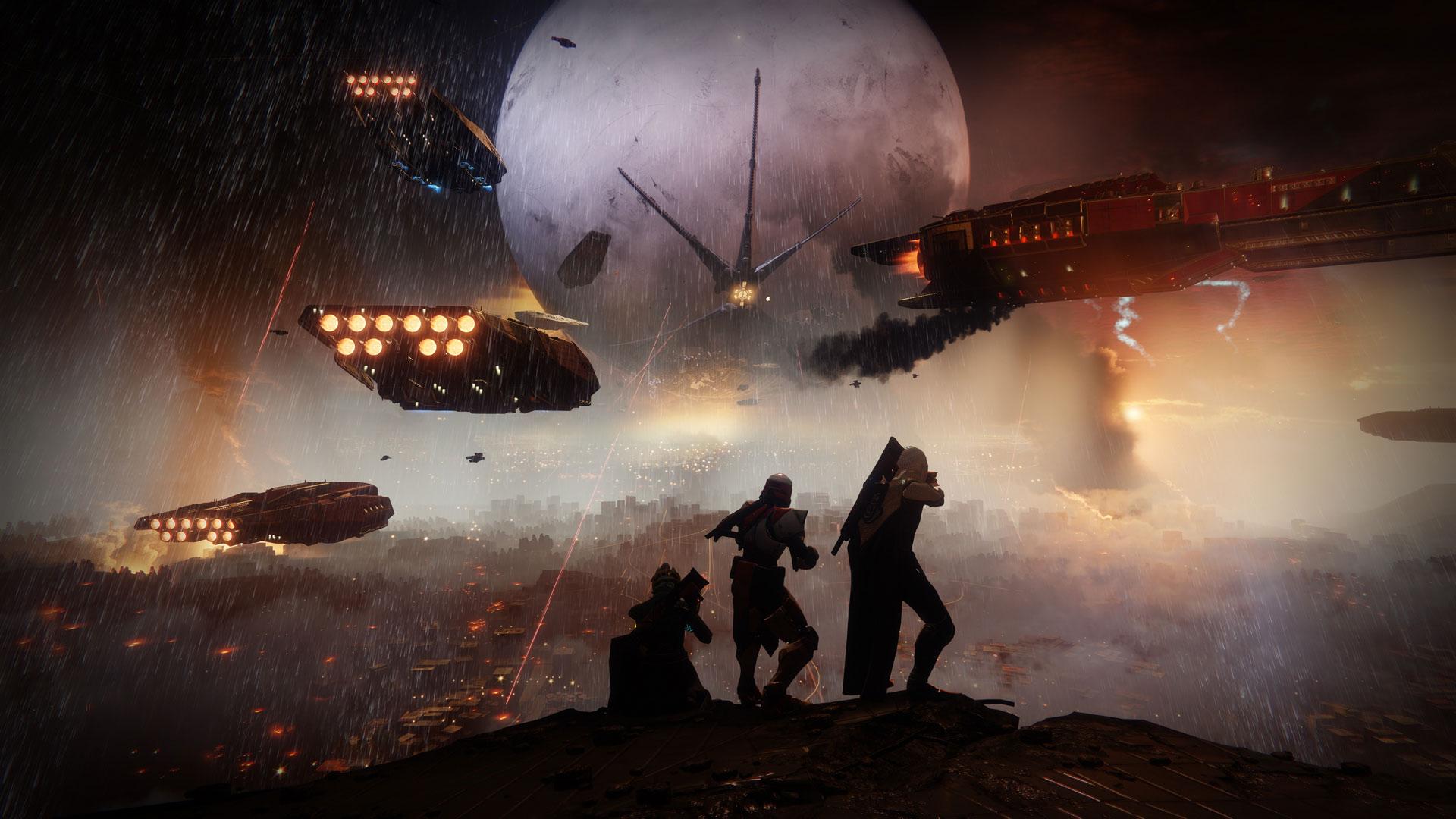 Стали известны дата выхода и минимальные системные требования Destiny 2