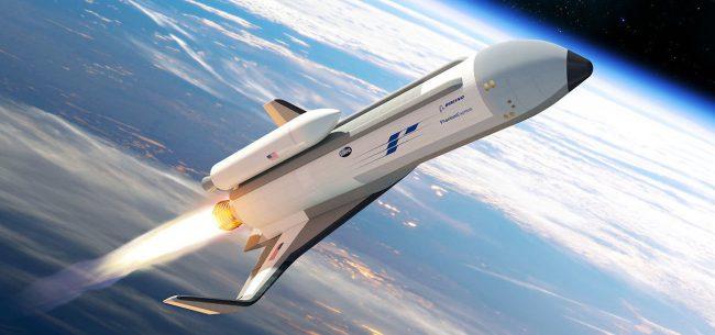 Boeing приступила к созданию экспериментального космического самолета Phantom Express