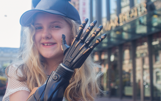 В Великобритании начались клинические испытания бионических протезов