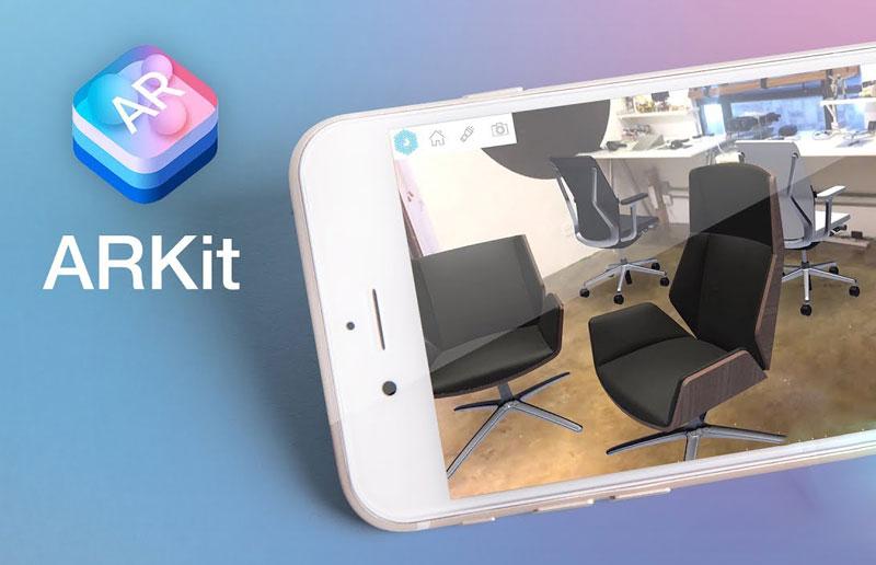 Дополненная реальность в iOS 11: будущее онлайн-шоппинга [видео]