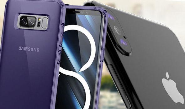 Названо секретное оружие Samsung против iPhone 8