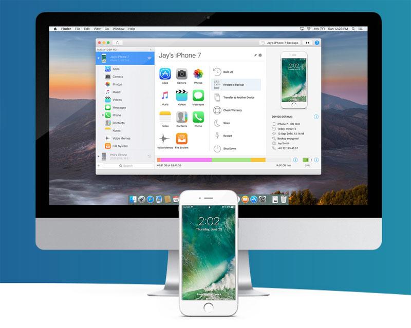 iMazing 2 – идеальная замена iTunes для Mac и Windows [+10 промо]