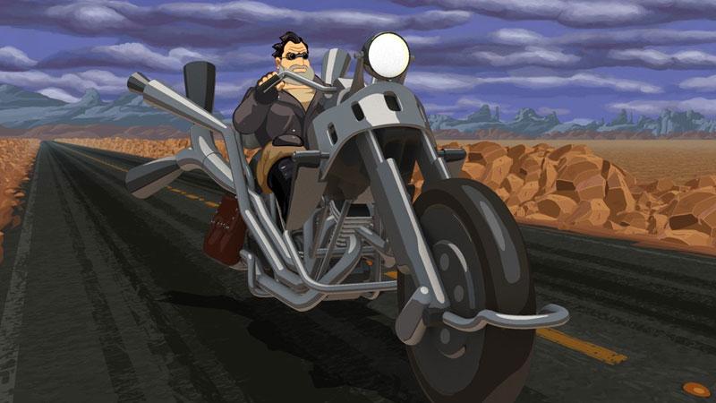 Переиздание легендарной приключенческой игры Full Throttle вышло на iPhone и iPad