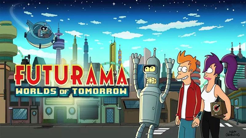 Futurama: Worlds of Tomorrow – приятный сюрприз