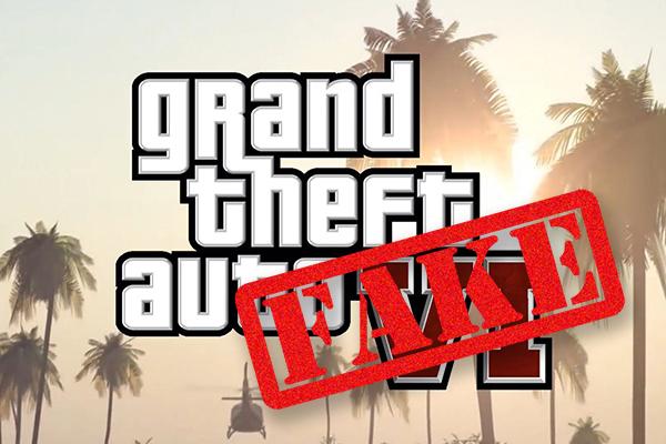 Новость о разработке GTA VI оказалось фейком