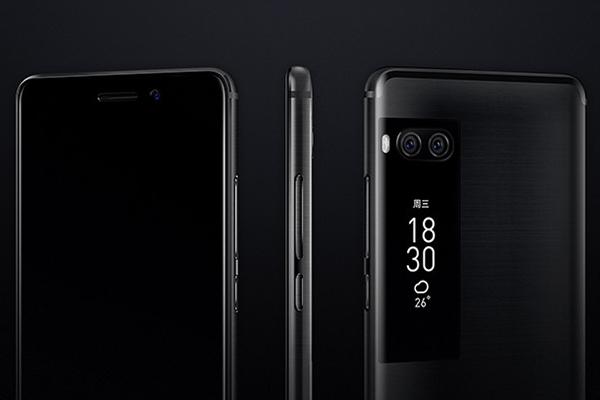 Meizu представила новый флагман Pro 7 с двумя экранами