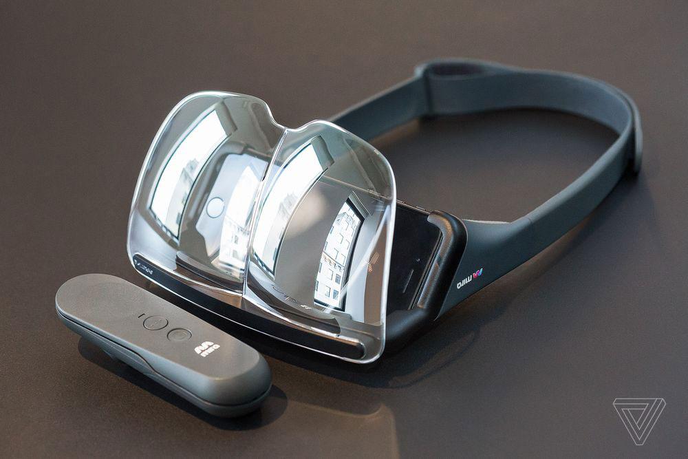 Mira Prism – очки дополненной реальности для iPhone стоимостью 0