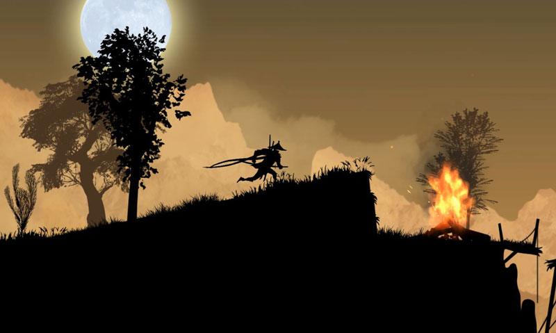 Ninja Arashi – крутой экшн-платформер с элементами RPG