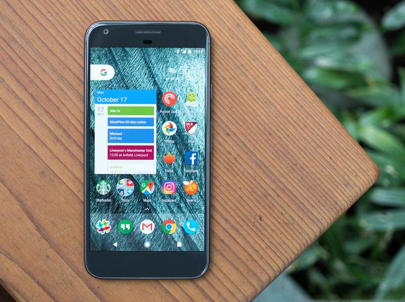 Флагман Google Pixel 2 XL может получить чувствительные к нажатию боковые грани