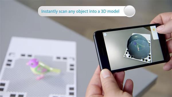 Бесплатное приложение Qlone превращает iPhone в 3D-сканер