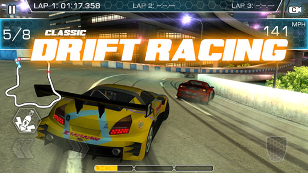 Популярный гоночный симулятор Ridge Racer стал приложением недели и доступен в App Store бесплатно