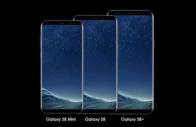 Samsung выпустит Galaxy S8 mini с «безграничным» дисплеем для конкуренции с iPhone SE