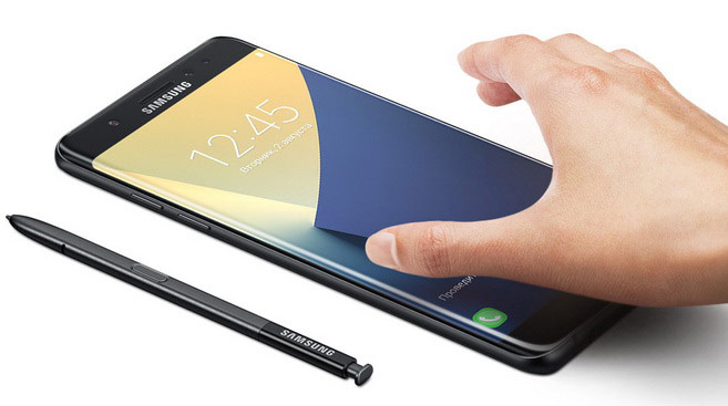 Samsung представит Galaxy Note 8 за две недели до анонса iPhone 8