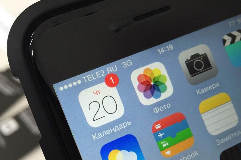 Tele2 запустил услугу пополнения счета через Apple Pay
