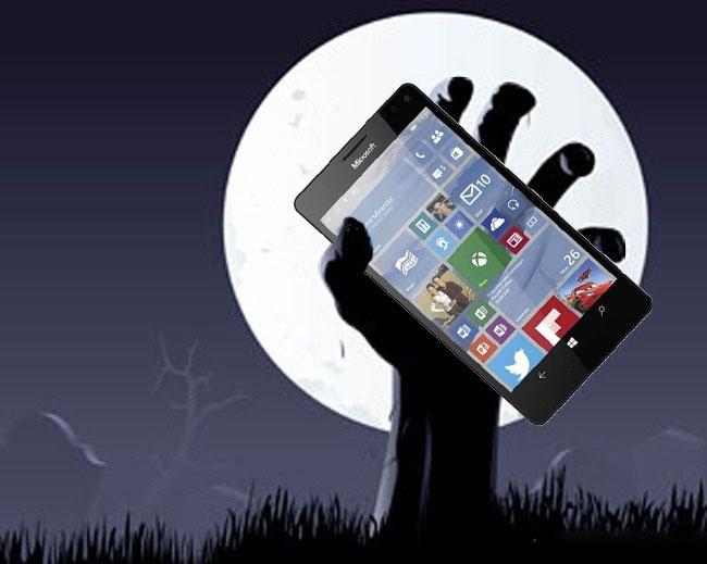Apple или Android убила Windows Phone?