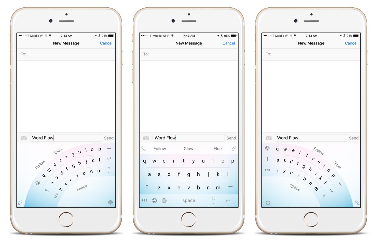 Microsoft удалила из App Store клавиатуру Word Flow для iPhone
