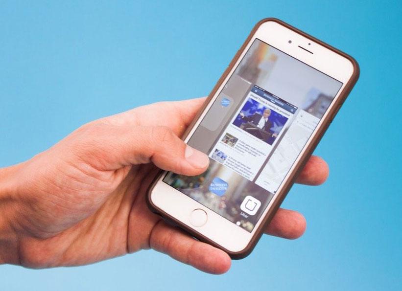 Вам не нужно закрывать приложения в панели многозадачности iPhone