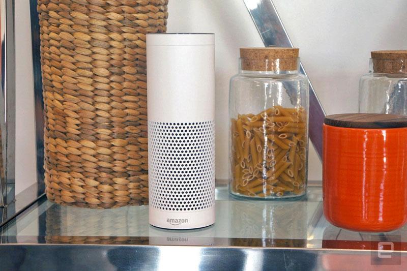 Умная колонка Amazon Echo второго поколения получит более качественный звук для конкуренции с Apple HomePod