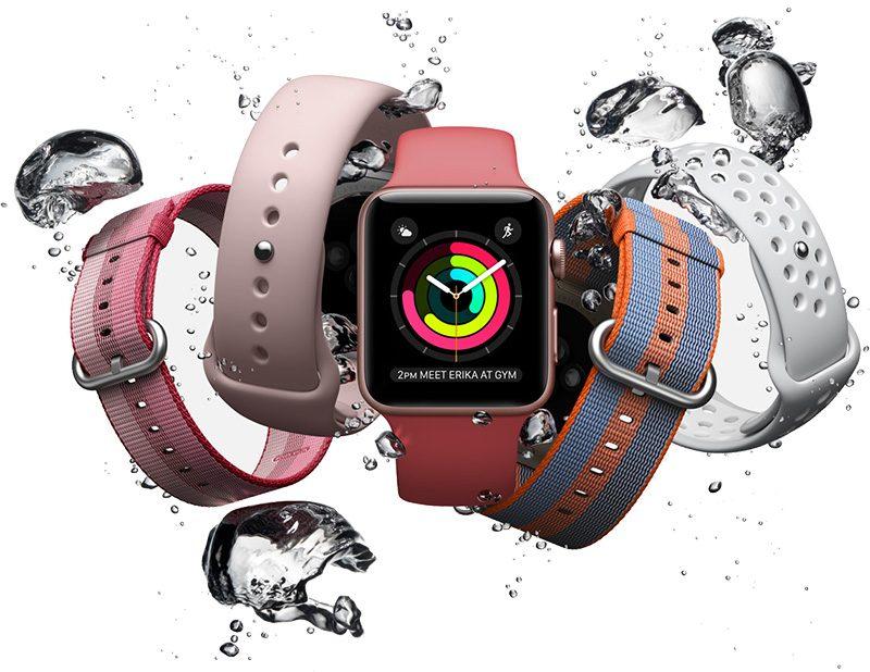 Apple Watch Series 3 будут представлены осенью этого года