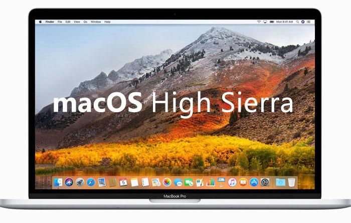 Apple выпустила macOS High Sierra beta 4
