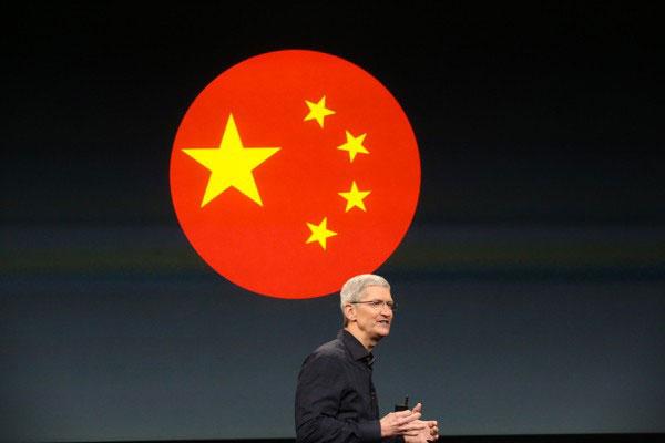 Apple строит первый китайский дата-центр в провинции Гуйчжоу