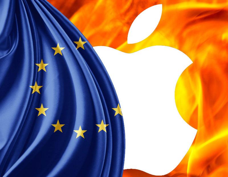 Евросоюз хочет узнать, где Apple и Google получают прибыли