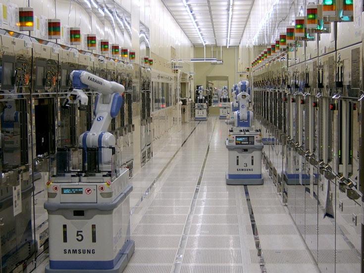 Samsung договорилась с Apple о поставках 7-нанометровых процессоров Apple A12 для iPhone 9 в следующем году