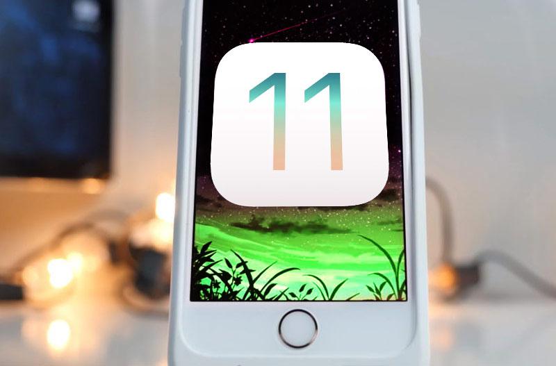 Apple выпустила вторую публичную бета-версию iOS 11 для iPhone и iPad