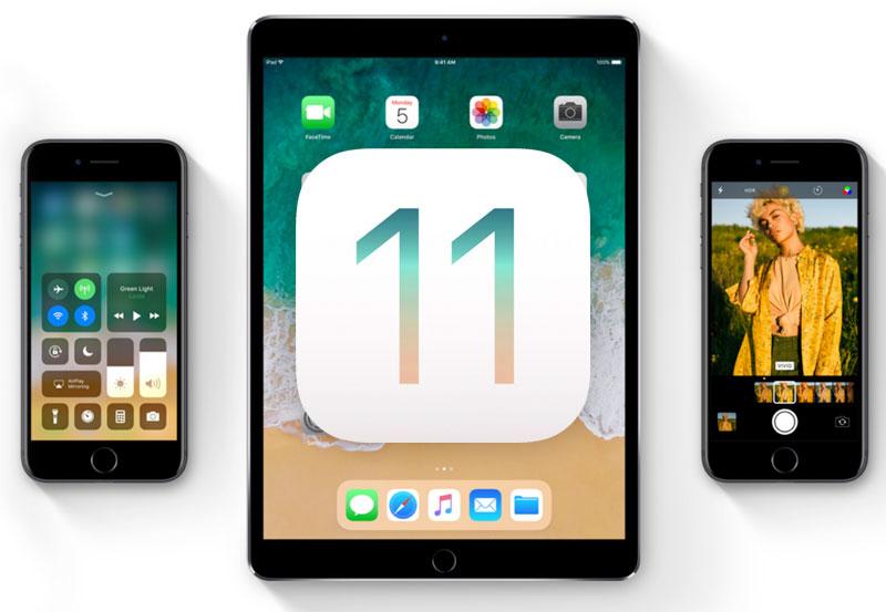 Apple выпустила iOS 11 beta 3 для iPhone, iPod touch и iPad