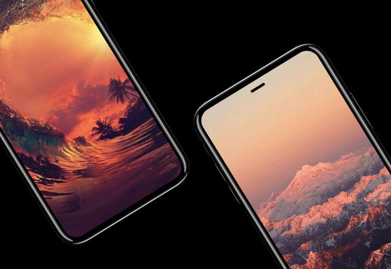 Опубликована фотография задней панели iPhone 8 без сканера отпечатков Touch ID