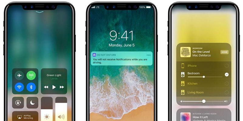 СМИ: в Apple царит паника из-за проблем с распознаванием лиц и беспроводной зарядкой в iPhone 8