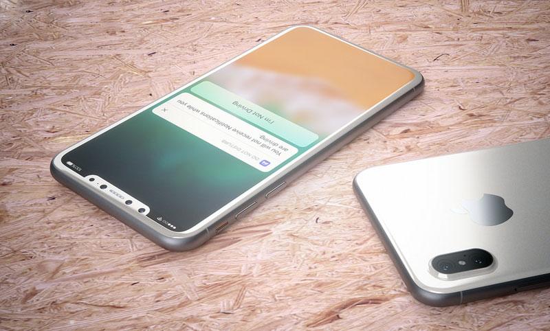 iPhone 8 в максимальной конфигурации может стоить в России 100 000 рублей
