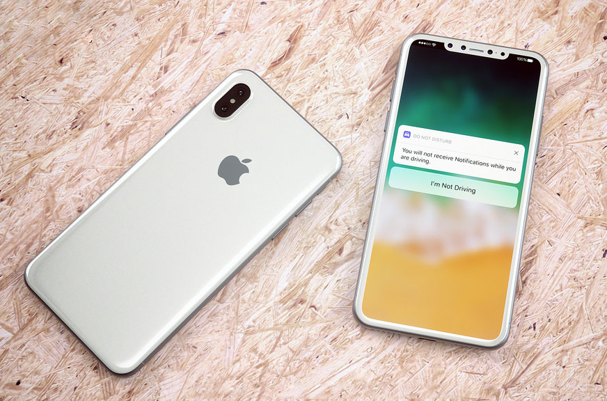 Аналитики KeyBanc заявляют, что старт продаж iPhone 8 может задержаться из-за проблем с Touch ID