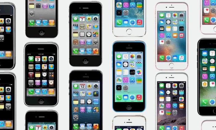 Две трети выпущенных за 10 лет iPhone до сих пор находятся в рабочем состоянии