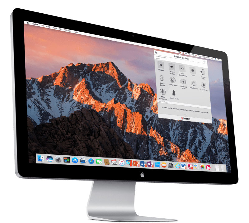 Parallels Toolbox: набор инструментов на все случаи жизни для Mac и Windows