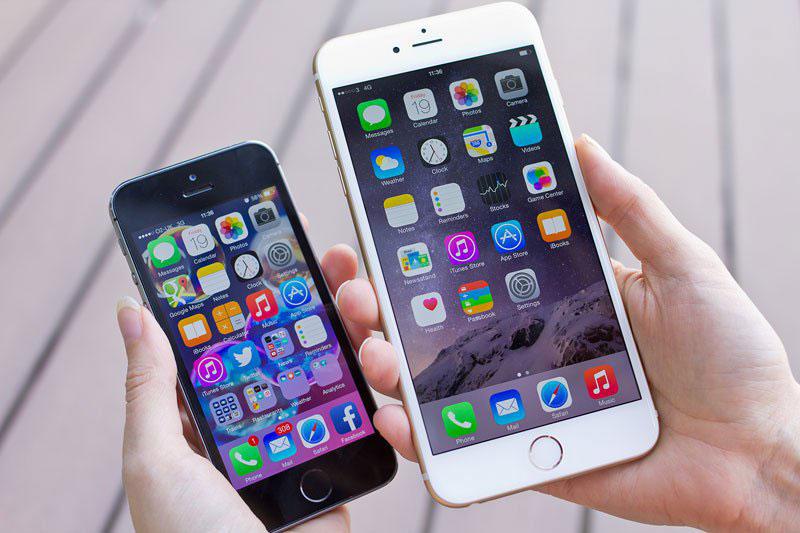 Журналист перешел с iPhone 7 Plus на iPhone SE из-за хронических болей в руке