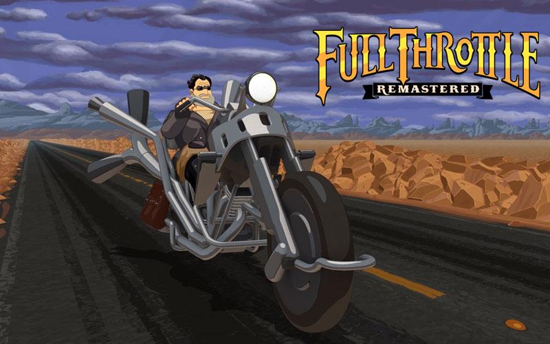 Full Throttle Remastered – рок, косухи и ностальгия