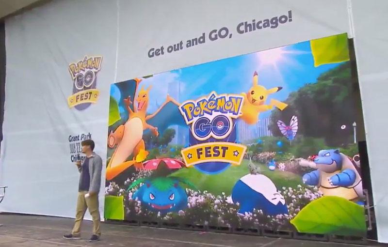 Масштабный фестиваль Pokemon Go, посвященный годовщине игры, провалился из-за технического сбоя