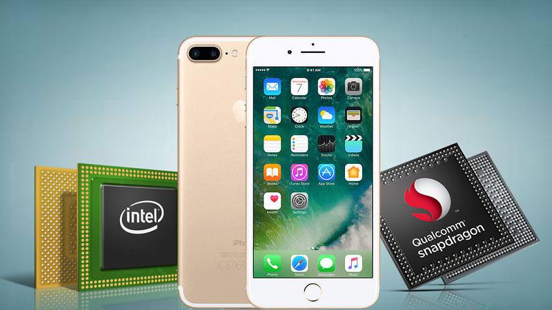 У Apple появился союзник в лице Intel в борьбе против Qualcomm