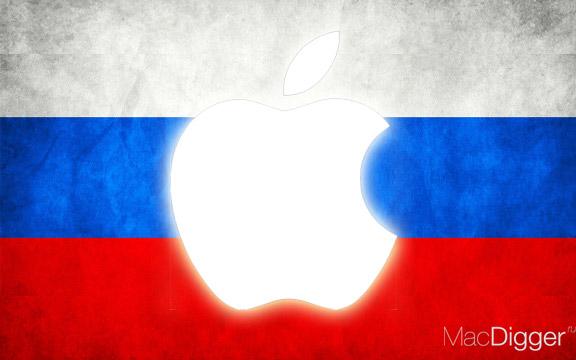 Apple открыла официальную страницу во «ВКонтакте»