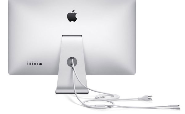 Почему Thunderbolt Display не может заряжать новые MacBook и MacBook Pro