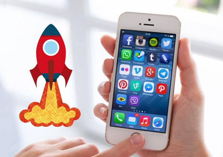 Как за считанные секунды ускорить любой iPhone