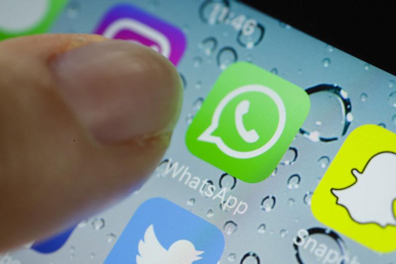WhatsApp разрешил пересылать любые типы файлов
