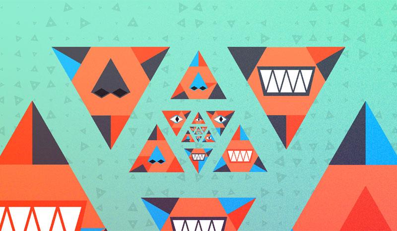 Паззлер Yankai's Triangle стал бесплатным приложением недели в App Store
