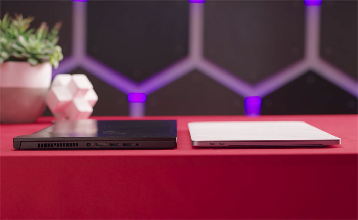 Asus выпустила новый ноутбук, который почти такой же тонкий, как MacBook Pro, но мощнее и дешевле