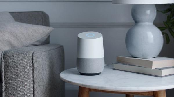 Google Home поддерживает звонки по громкой связи