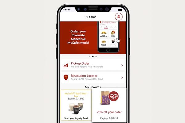 McDonald's использовал рендер iPhone 8 в своей почтовой рассылке