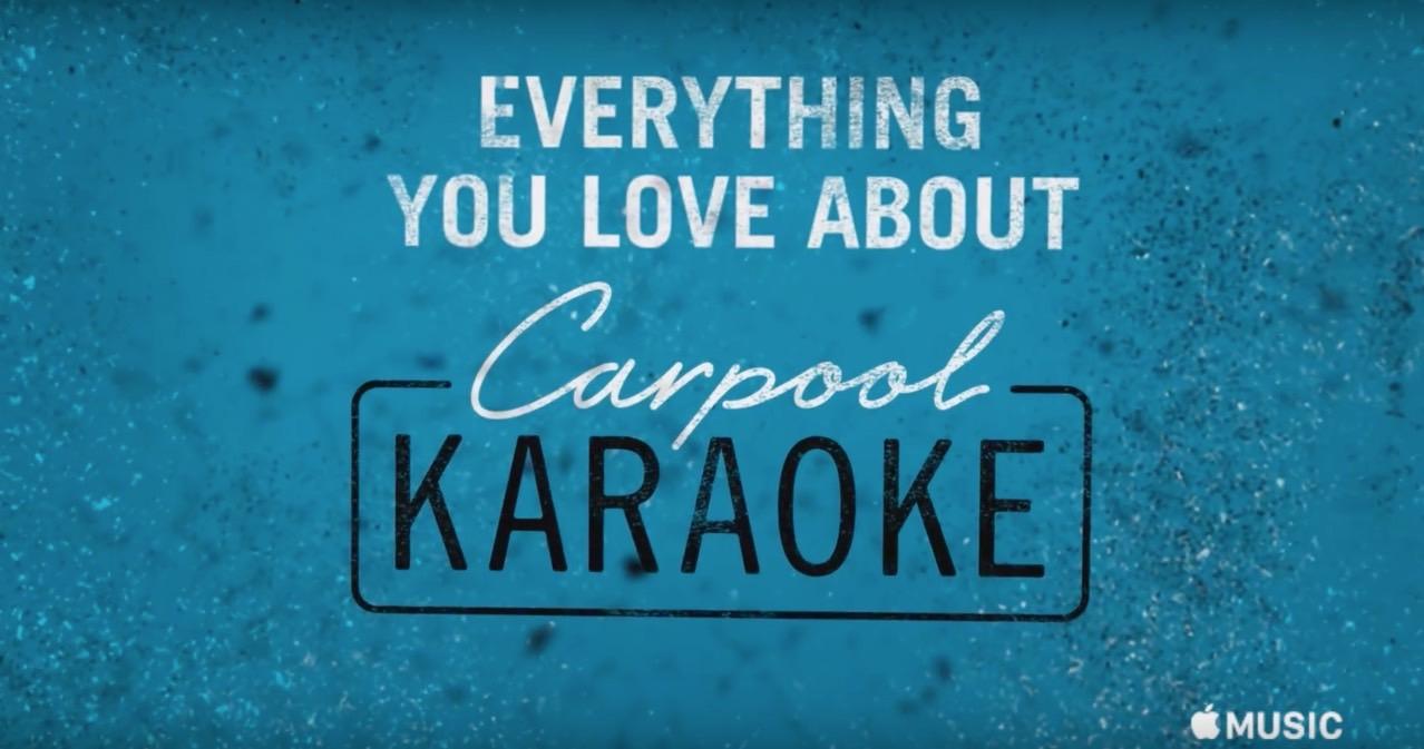 Apple выпустила два новых тизера Carpool Karaoke
