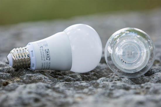 Умные лампочки от Икеа теперь совместимы с HomeKit, Alexa, Google Home