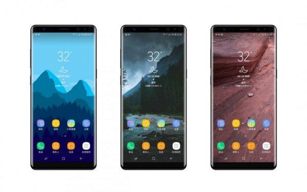 Дисплей Samsung Galaxy Note 8 сможет распознавать силу нажатия